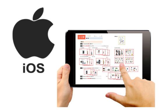iOSのiPad